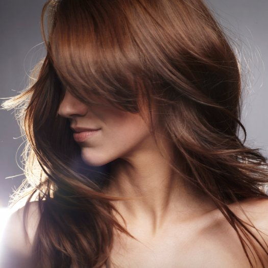 COLOR YOUR WAY  TO FULLER-LOOKING HAIR
